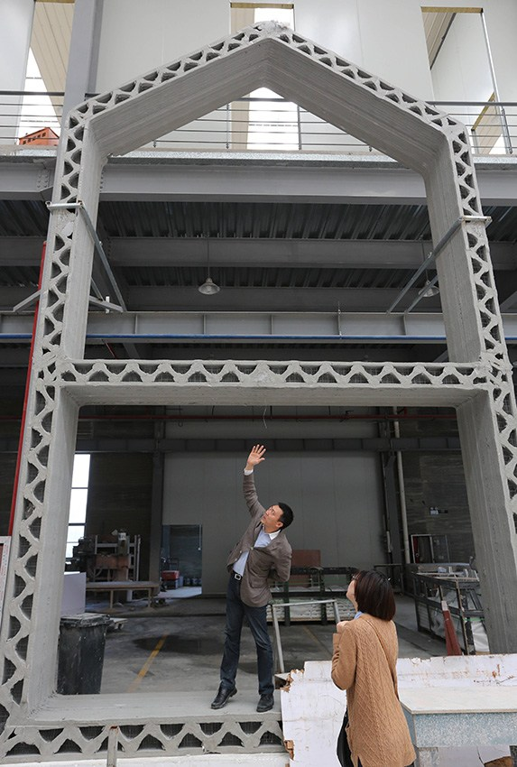 case stampante in 3D Cina shanghai - stampa 3d forum 2