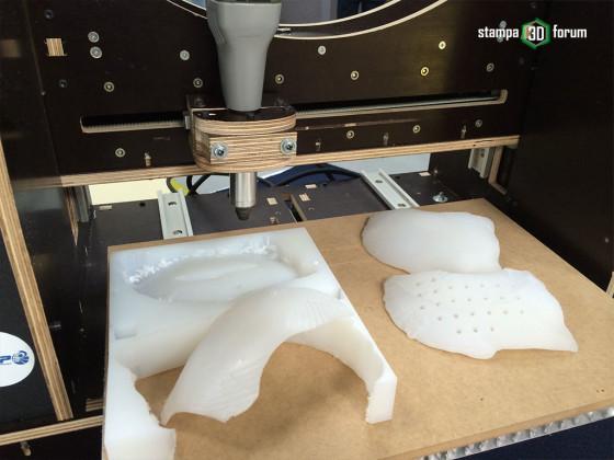 wasp al 3d print hub