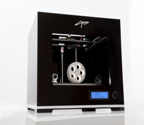 cyrus stampante 3d