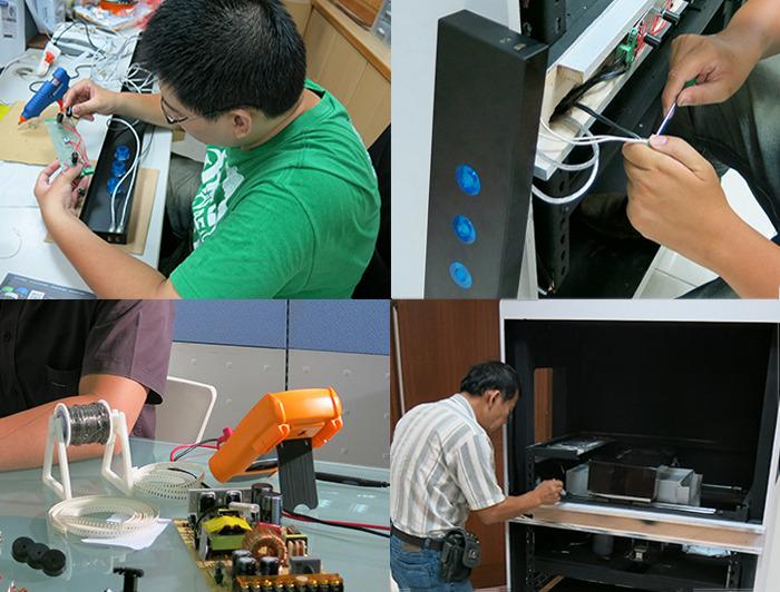 3dPandaras stampante 3D full color