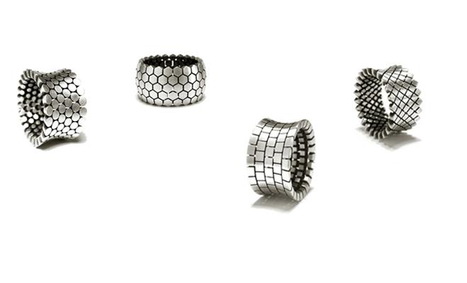 Il futuro della gioielleria la stampa 3d a metallo for Gioielli di design