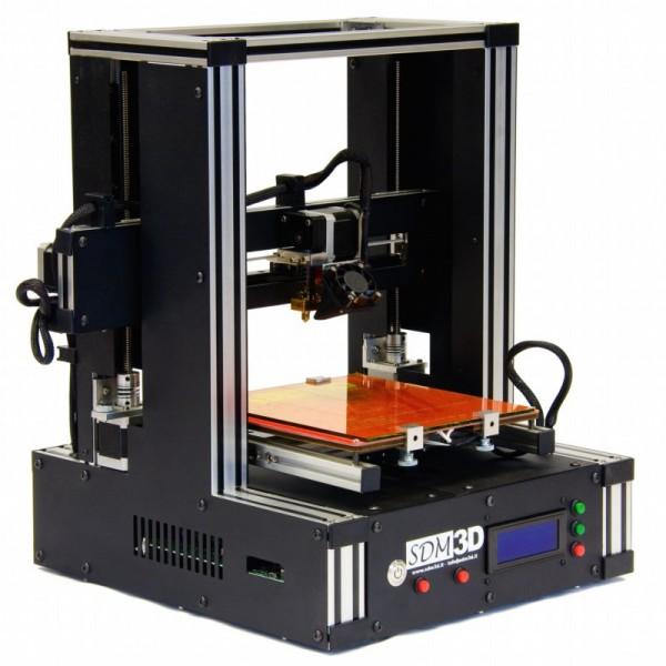 SDM 3D2 PRO guida alle stampanti 3D 2014
