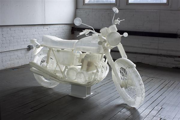 moto d'epoca Jonathan brand Ultimaker