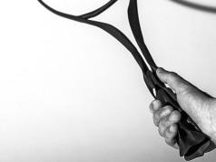 racchetta da tennis stampata in 3d