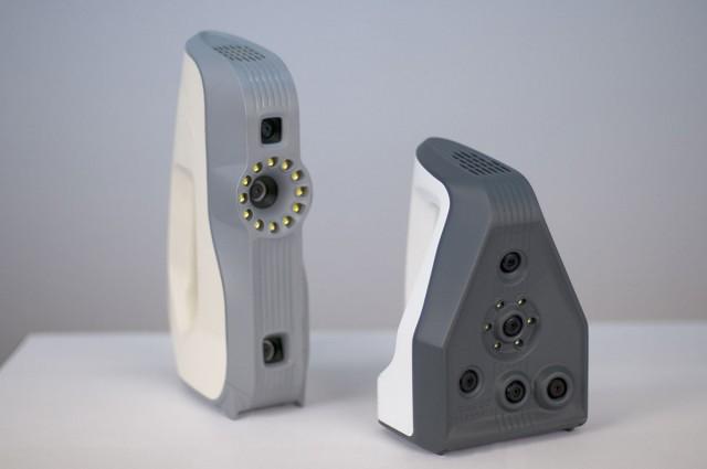 scanner 3d professionali artec