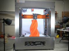 Cosine additive 3d printer