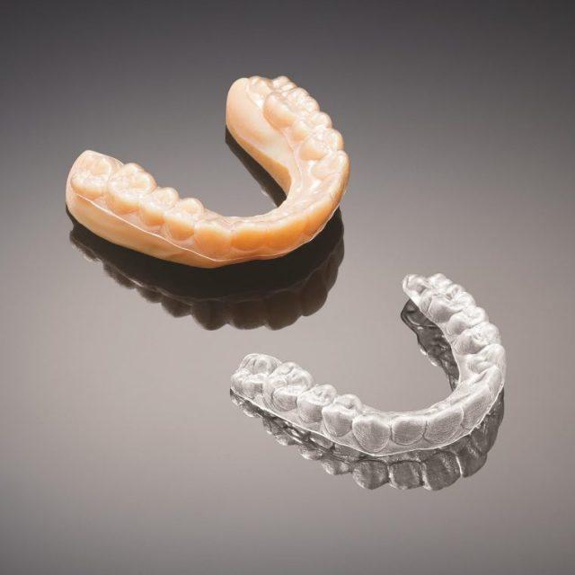stampa 3D dentale