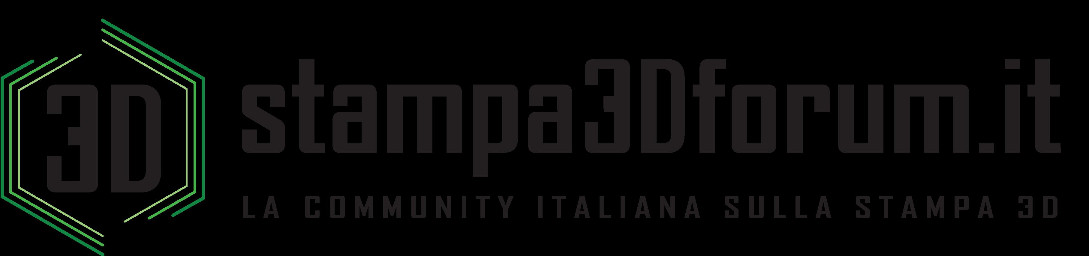 Stampa 3D forum