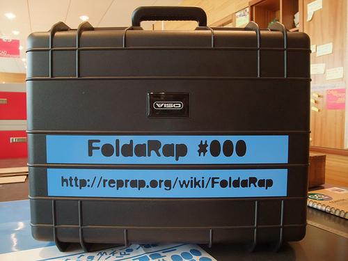 foldrap reprap stampante 3d economica pieghevole portatile stampa 3d forum 10