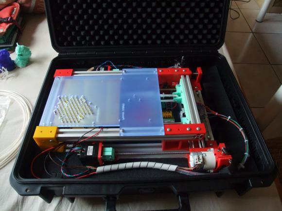 foldrap reprap stampante 3d economica pieghevole portatile stampa 3d forum 5