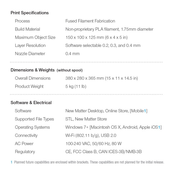 new matter mod-t 3d stampante 3d super economica stampa 3d forum 2