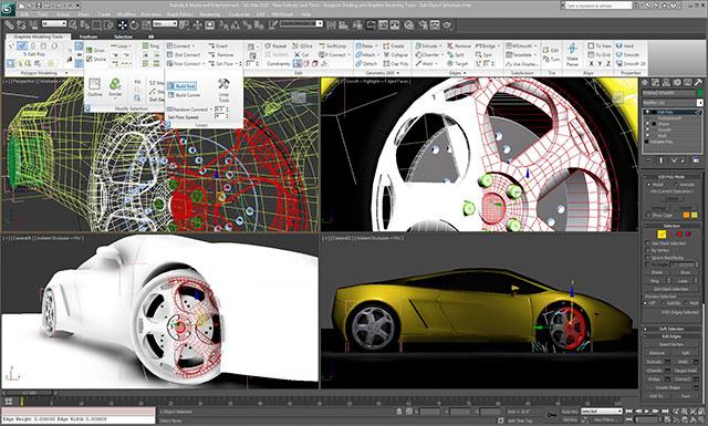 Guida alla modellazione di un oggetto per la stampa 3d for Programmi architettura 3d gratis