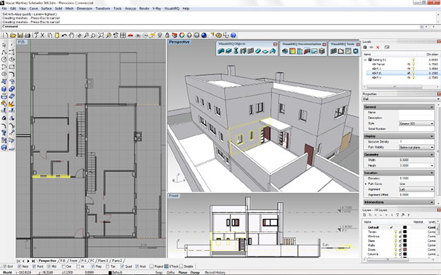 Guida alla modellazione di un oggetto per la stampa 3d for Programmi 3d gratuiti