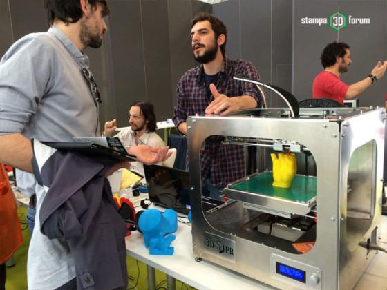 3d print hub bologna