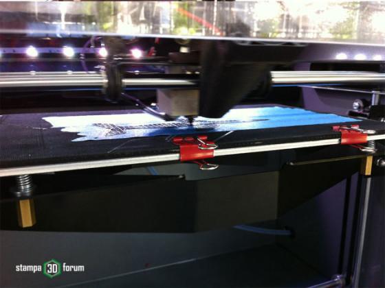btek strato 3d printer