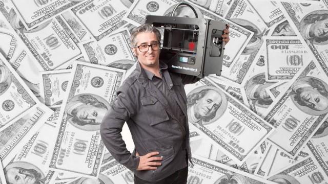 bre pettis fondatore di makerbot - business della stampa 3d