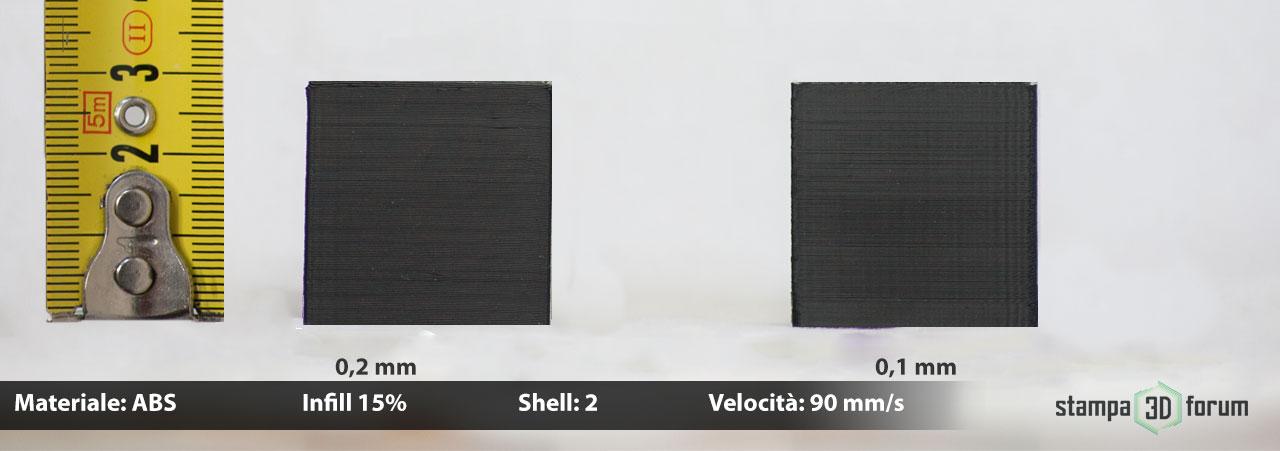 Printing test Makerbot replicator 2X