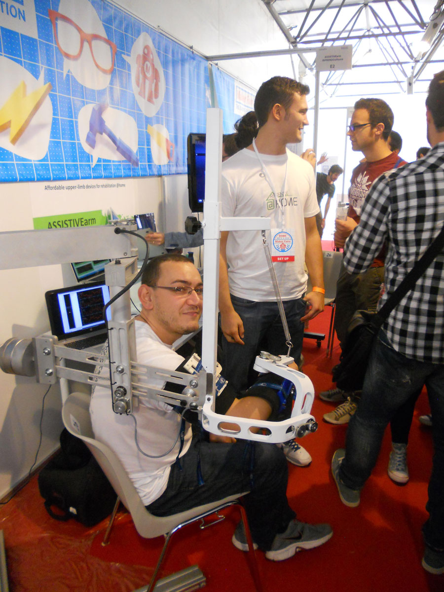 Biomedicale Maker Faire roma