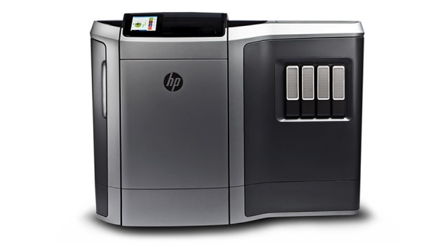 Nuova stampante 3D HP Multi Jet Fusion