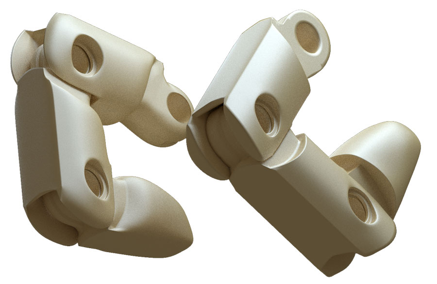 stampa 3d protesi