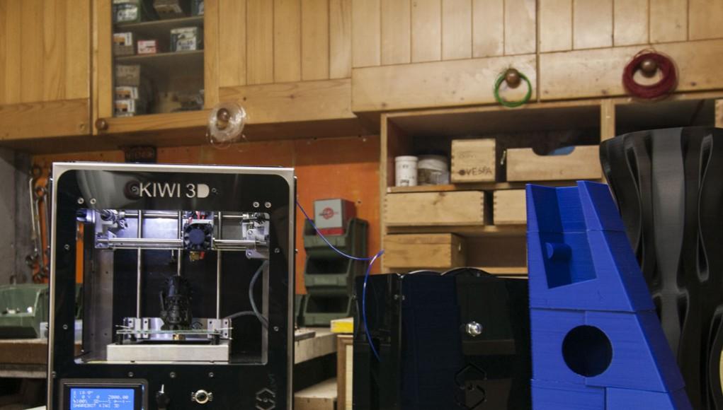 recensione sharebot kiwi 3d