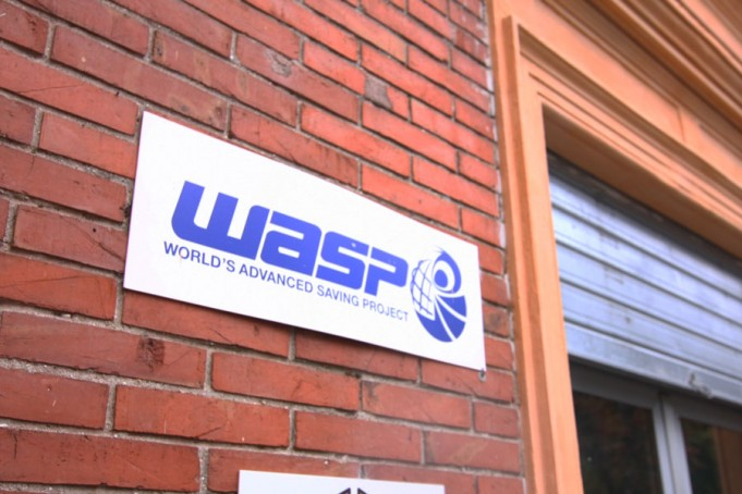 wasp factory tour