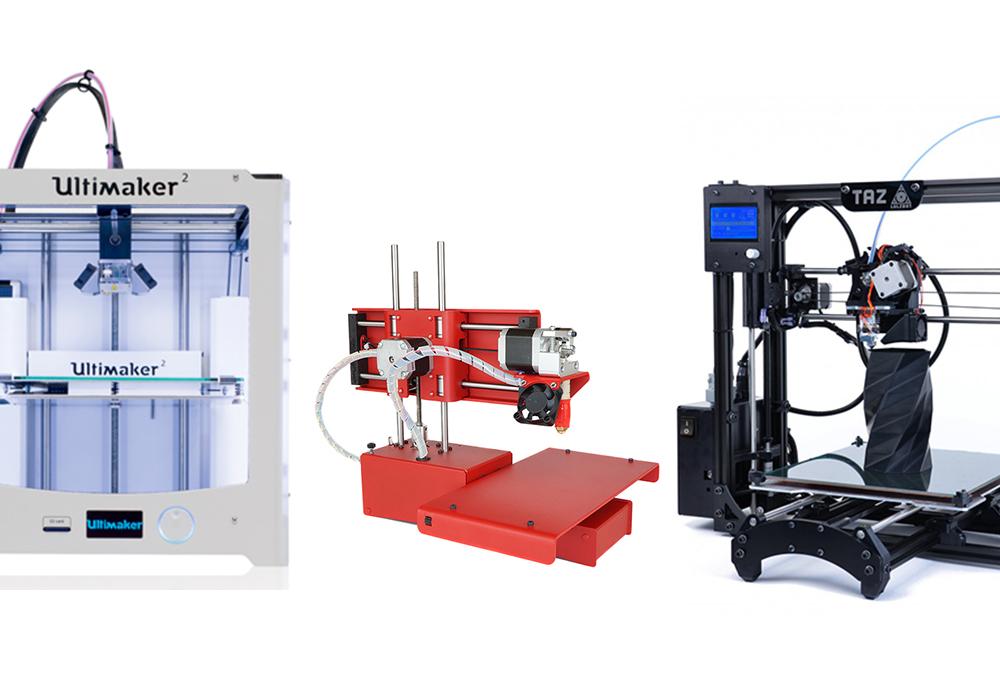 Le 10 migliori stampanti 3D del 2014