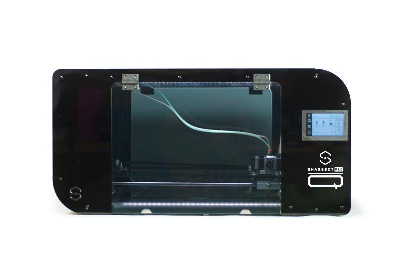 sharebot Q guida alle stampanti 3D 2014