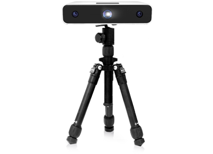 EinScan-S scanner 3d economico alta  risoluzione 4