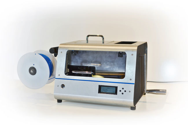 pROTOCYCLER RICICLO PLASTICA STAMPA 3D