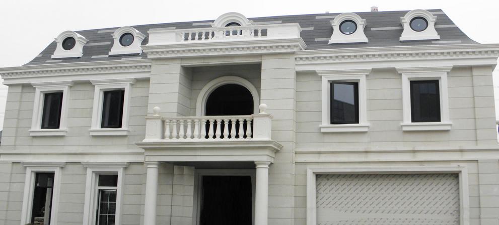 architettura villa edificio stampa 3d 2