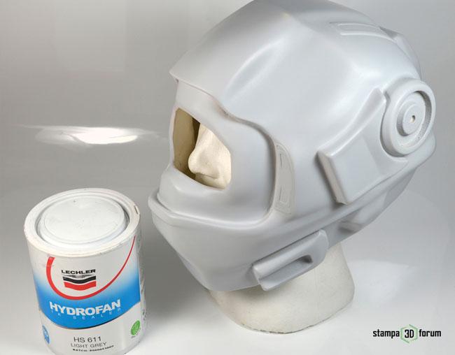 post produzione oggetti stampa 3D parte 2