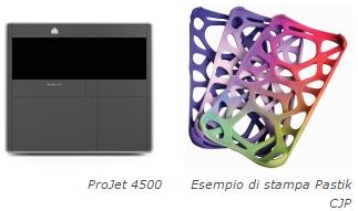 stampanti 3d systems pjp