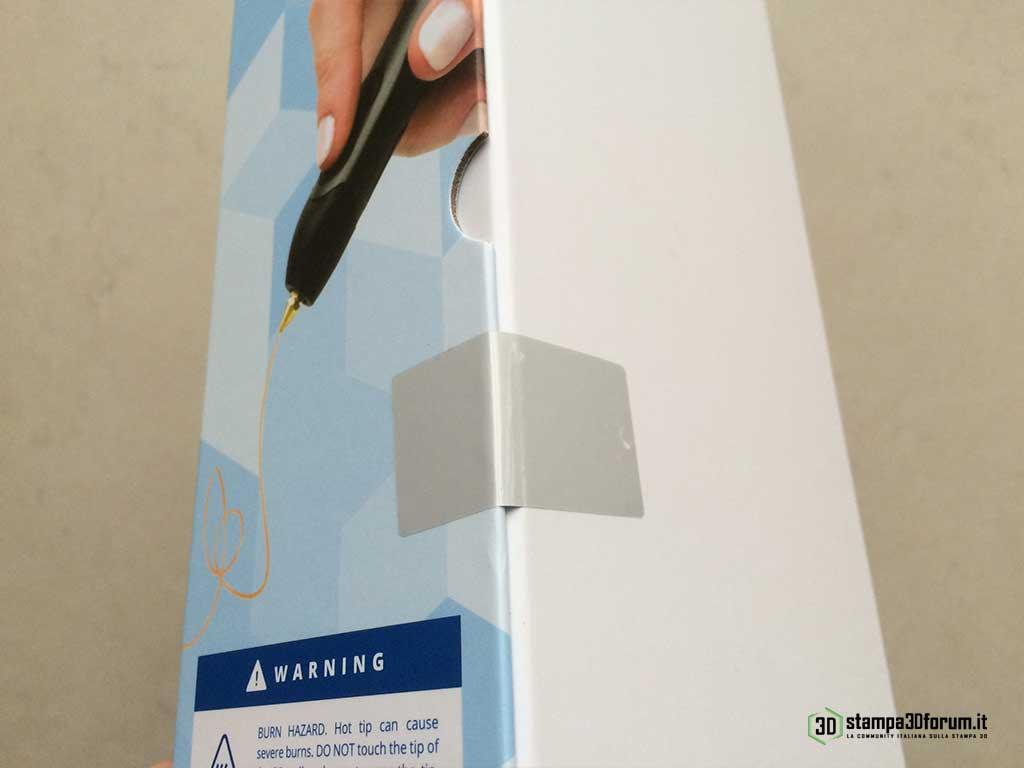 3Doodler 2.0 penna stampa 3D recensione