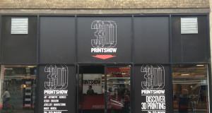 3d print show london 2015
