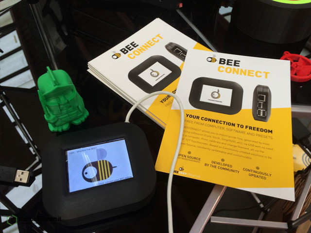 Beeconnect-Beeverycreative-3dprint-shwo-london-2015-3