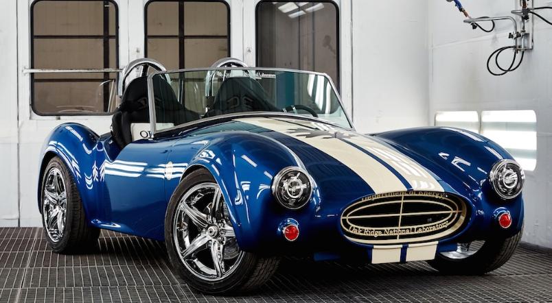 ORNL Shelby Cobra stampata in 3D