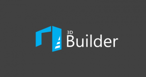 3D Builder modellatore 3D Windows 10 0