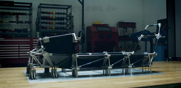 telaio stampato in 3D