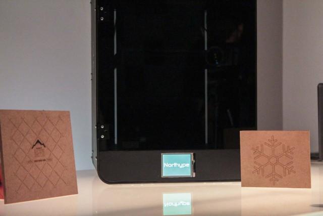 adam all-in-one stampante 3d