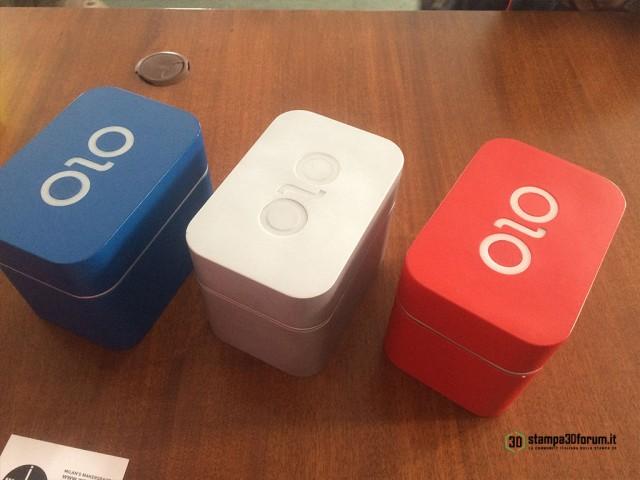 olo stampante 3d per smartphone economica