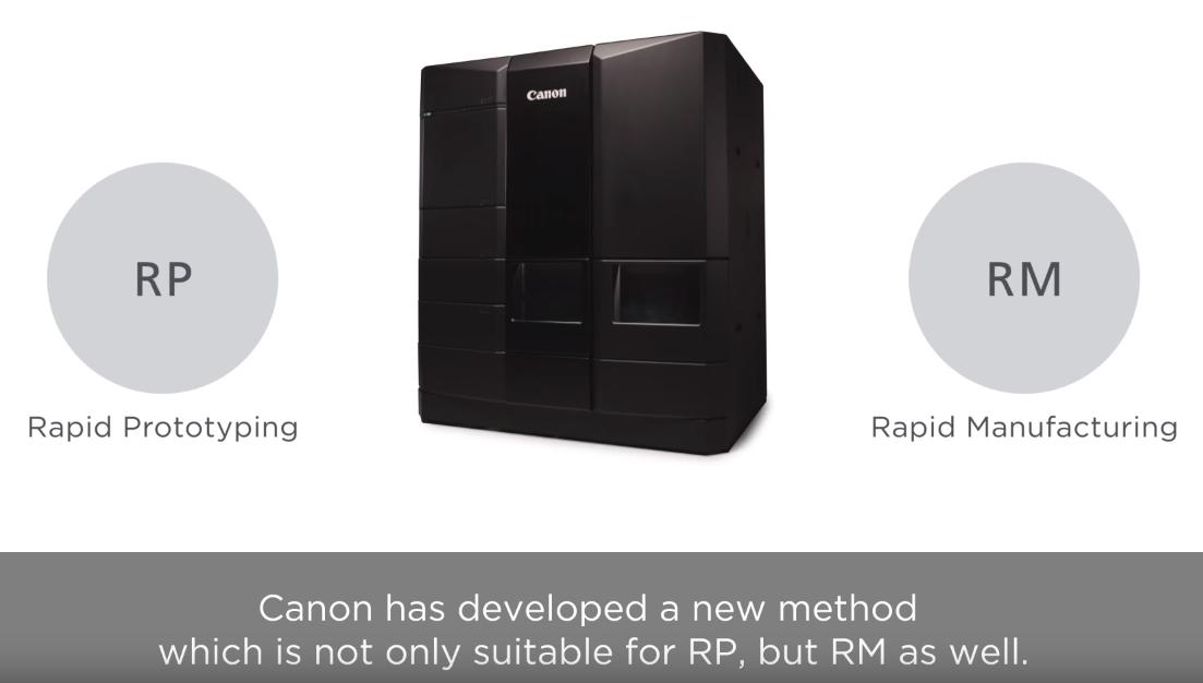 stampante 3D canon
