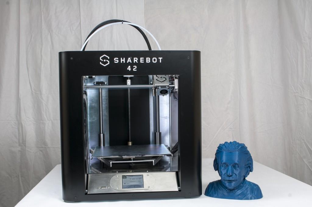 sharebot 42 stampante 3d italiana