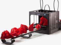 Opencreators stampa 3D continua