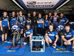 Yamaha Official Team stampante 3D