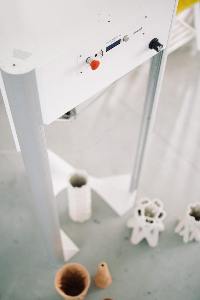 clay 3d printing WASP