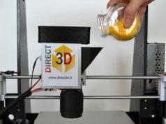 direct 3d pellet extruder
