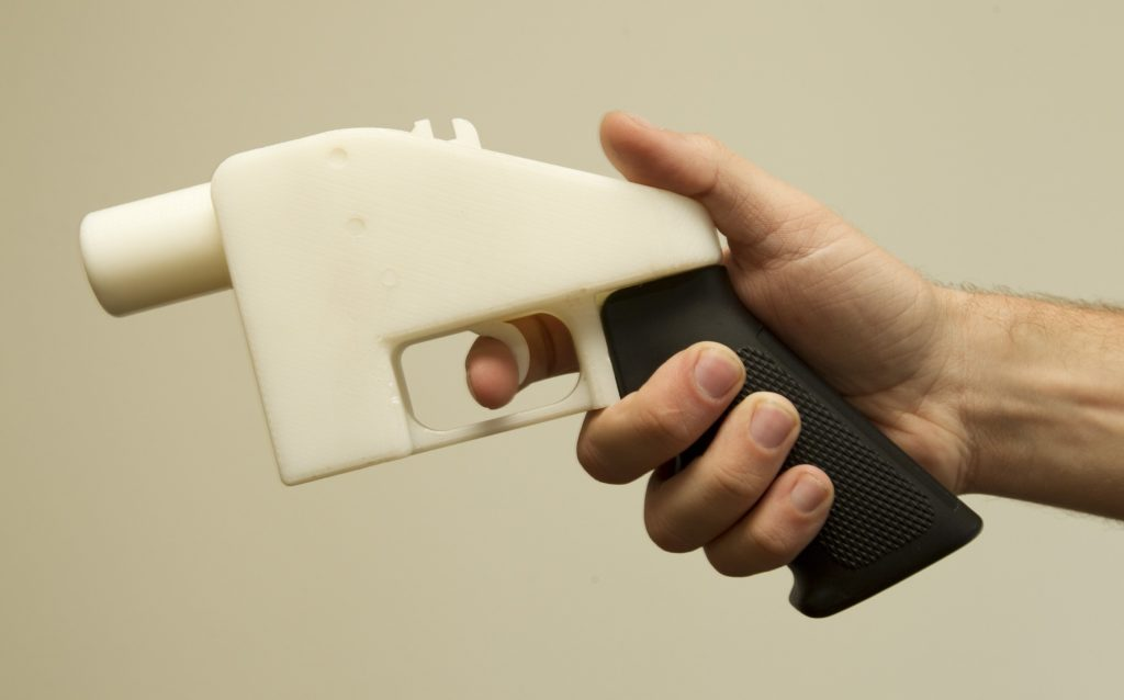 armi stampa 3d