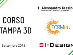 corso stampa 3D bologna