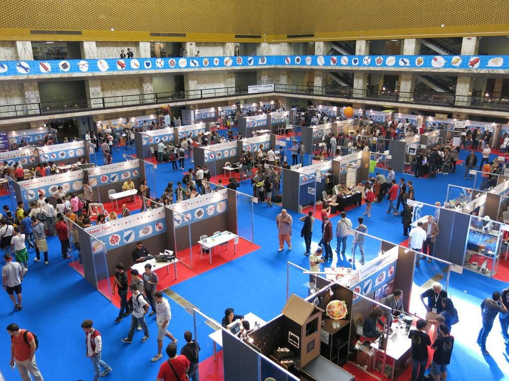 maker faire rome 2018 evento